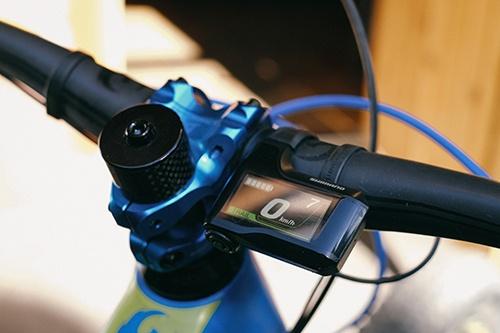 Fahrrad Umbau
